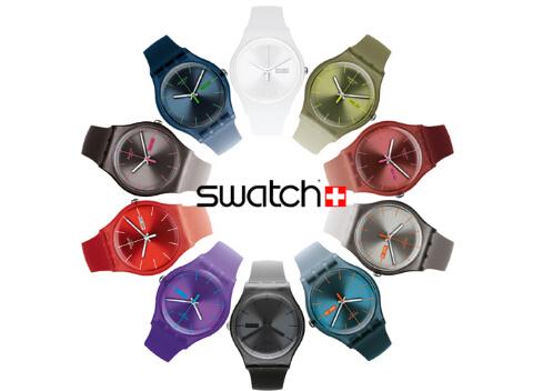 斯沃琪手表的真假如何分辨?